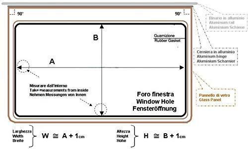 Reno Finestra Camper Misura 700x300