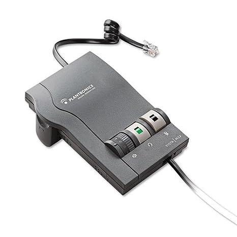Amazon.com: Plantronics pl-m22 43596 – 40 PL Amp para H ...
