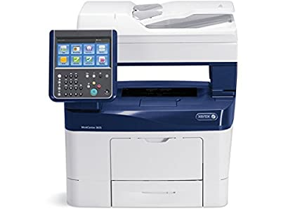Xerox WorkCentre 3655/S Monochrome Multifunction (Copy, Email, Print, Scan) Printer