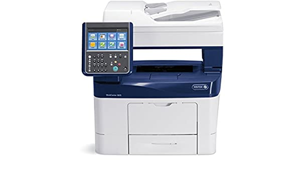 Amazon.com: Xerox WorkCentre 3655 Laser Multifunction ...