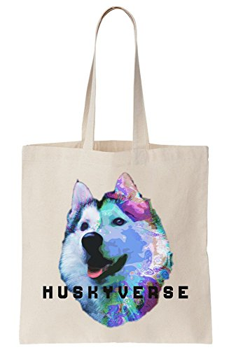 Tote Huskyverse Bag Canvas Tribute Breed Husky qIwIRB6