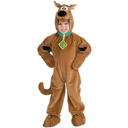 Deluxe Scooby-Doo Costume - Toddler
