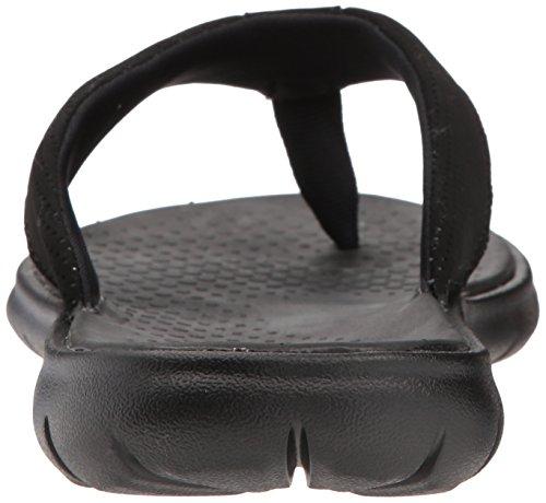 Flex 010 Hurley donker 0 zwart heren flip grijs flop 2 zwart wit dqHBwa
