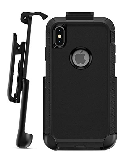 Encased Replacement Belt Clip Holster Compatible with Otterbox Defender Case - Apple iPhone Xs Max (case not Included)