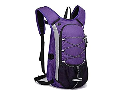 Holiday Unisex Backpack, Outdoor and Indoor Lightweight Hiking Rucksack Breathable Bike Bags Great for Men