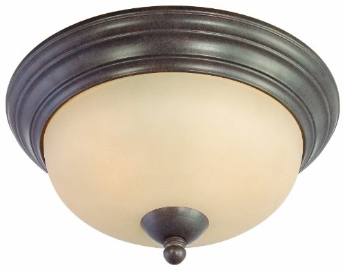Sable Bronze Two Light - 4