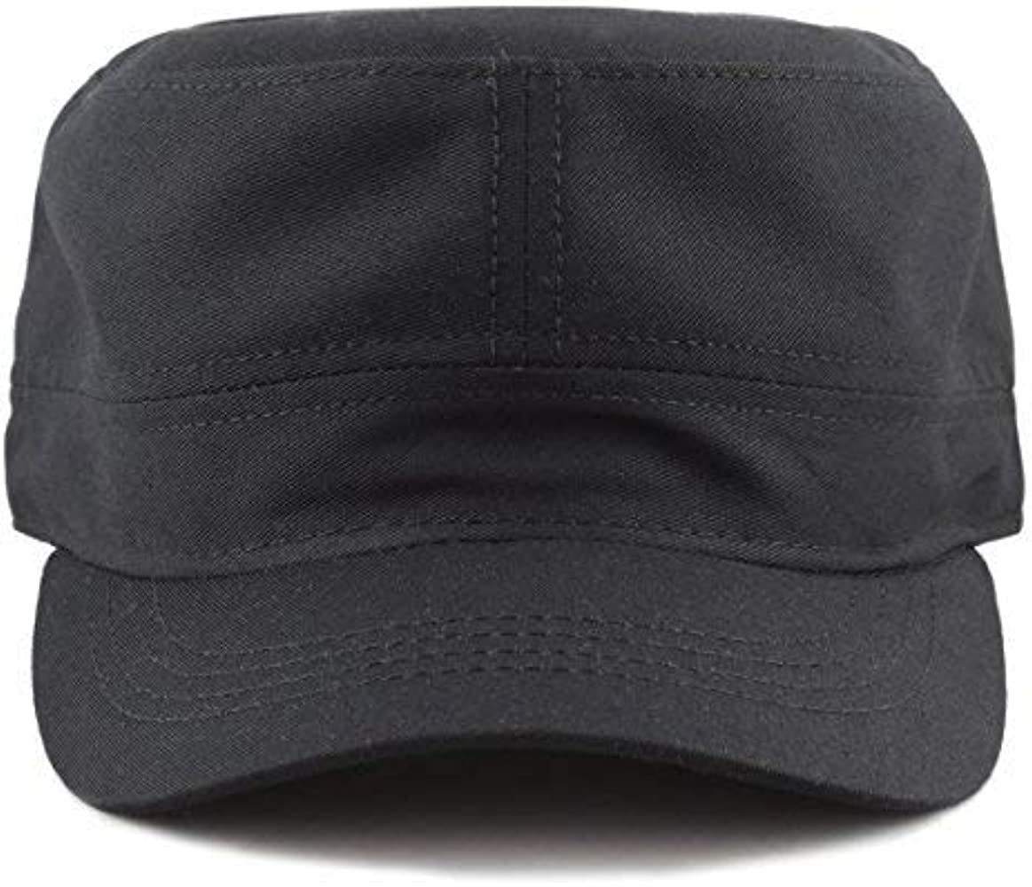 08cd15ff Made in USA Cotton Twill Military Caps Cadet Army Caps