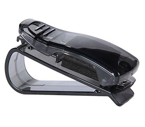 Ketofa Black Car Interior Sun Visor Storage Sunglasses - Sunglasses Diy Holder