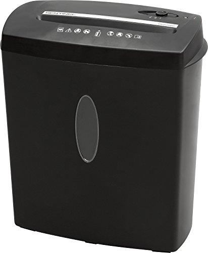 Price comparison product image Sentinel FX101B 10-Sheet High Security Cross-Cut Paper / Credit Card Shredder