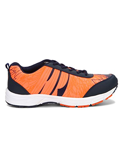 Yepme , Herren Leichtathletikschuhe mehrfarbig Blue & Orange