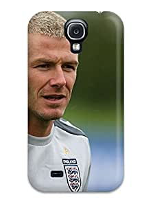 High-end Case Cover Protector For Galaxy S4(david Beckham Soccer )