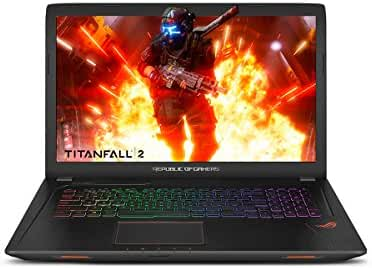 ASUS GL753VE-DS74 17.3-Inch Gaming Laptop GTX 1050Ti 4GB Intel Core i7-7700HQ,5400RPM HDD