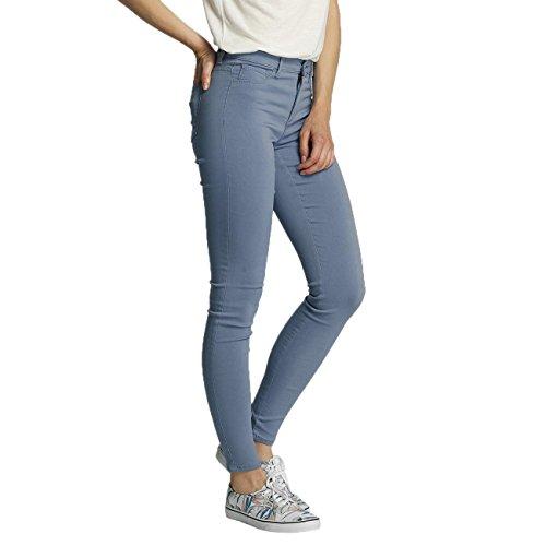 Pieces Mujeres Pantalones / Legging/Tregging pcSkin Wear Azul