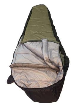 /21//°c Long Explorer NorthPole Mummy Sac de couchage bivouac 2000/mm colonne deau/