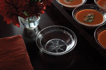 EMI Yoshi Koyal Caterers Collection Bowls, 10-Ounce, Clear, Set of 240
