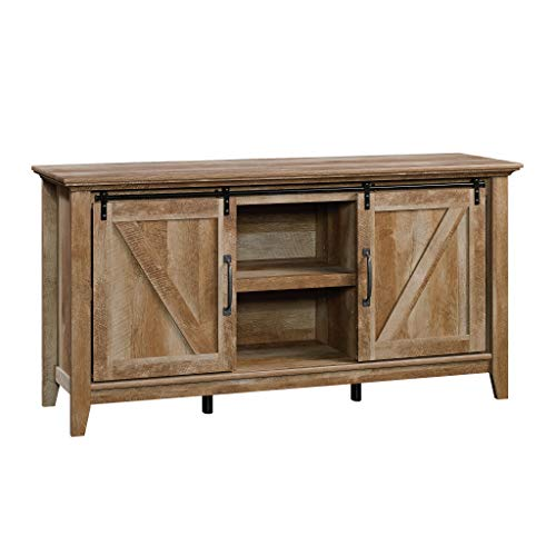 Sauder 420820 Dakota Pass Credenza, For TV's up to 70