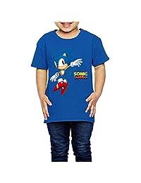 4509a982e13c sretinez Washed Cotton Baby Boy Girls Shirt Son-ic - Man-ia Cute Toddler