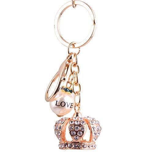 pink Evident Effect Objective Cute Turtle Keychain Sparkling Keyring Blingbling Crystal Rhinestones Purse Pendant Handbag Decoration Holiday Gift