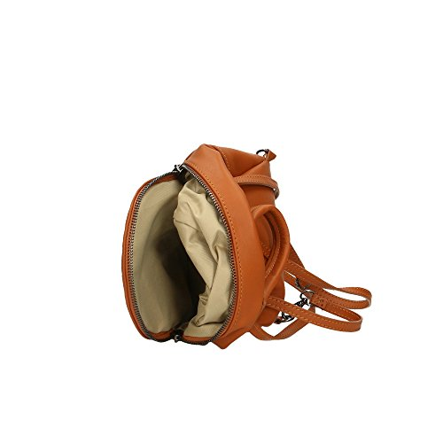 petit Aren Cm Sac Made Italy cuir femme dos in sac Cuir à véritable 17x20x11 en IxIUfrwg
