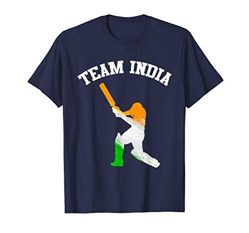 Team India World Cricket Cup Fan Shirt Jersey T-Shirt