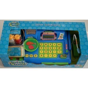Wish I Was Home Deluxe Cash Register - Blue