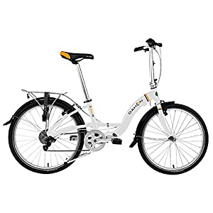 Briza D8 24 Folding Bicycle