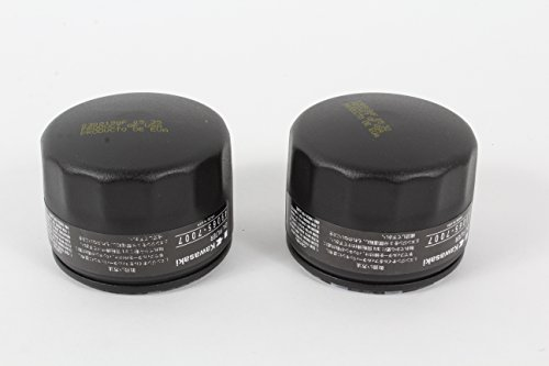 Kawasaki 49065-7007 Oil Filter (2 Pack)