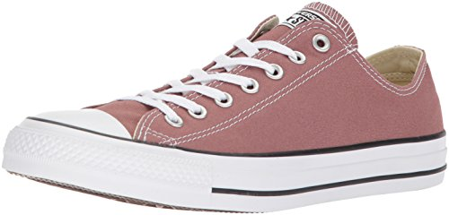 Converse Chuck Taylor All Star Seasonal Canvas Low Top Sneaker, Saddle, 7 US Men/9 US Women by Converse