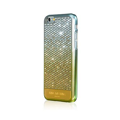 BlingMyThing Vogue Brilliant Gold Schutzhülle für Apple iPhone 6 mehrfarbig