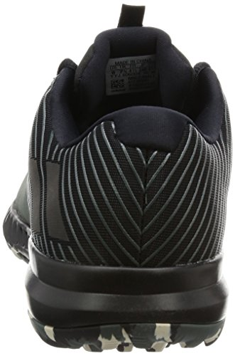 Adidas CrazyTrain Pro TRF M Herren Sportschuhe, Schwarz–(negbas/negbas/hieuti) 462/3