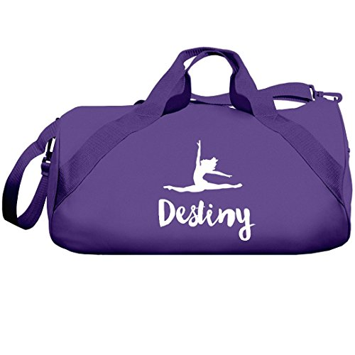 Destiny Girls Dance Duffel Bag: Liberty Barrel Duffel Bag