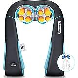 Back Neck Shoulder Massager with Heat - Deep Tissue...
