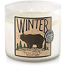 Bath and Body Works Winter 2017 Candle 3 Wick 14.5 Ounce