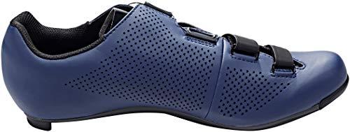 Scarpe strada Fizik Boa Navy Microtex da Carbon Nbsp; r Ip1 5 45 r4b a Blu eu ciclismo Nero Yw4wtq