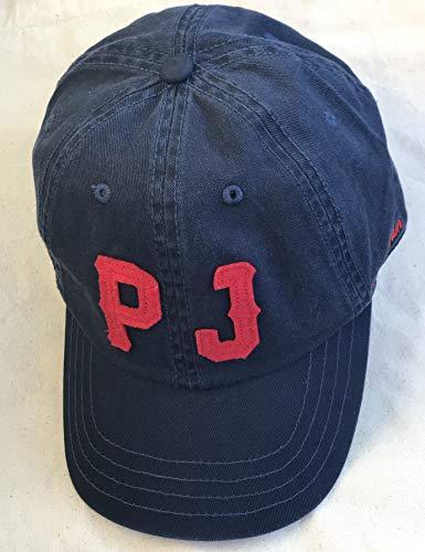 Pearl Jam Boston hat red sox fenway park 2018 tour pj logo new ()