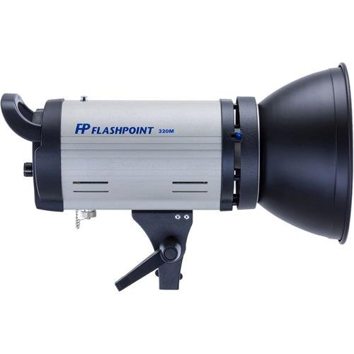 Flashpoint II 320M, 150 Watt Second AC / DC Monolight Strobe.