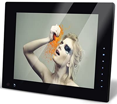 "NIX Pro Series 12"" Digital Frame with Motion Detection Sensor"