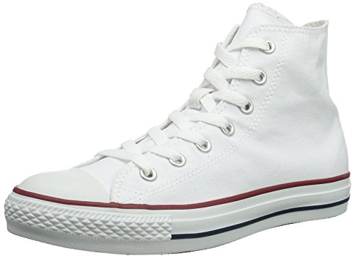 Converse Mens Chuck Taylor All Star Hi Top (bianco Ottico)