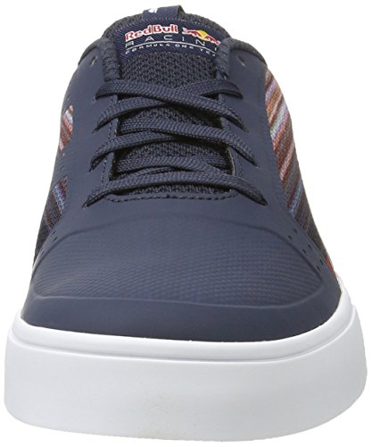 Puma RBR Wings Vulc Speed, Baskets Basses Mixte Adulte Bleu (Total Eclipse-total Eclipse-spectra Yellow 01)