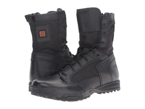 5.11 Tactical(ファイブイレブンタクティカル) メンズ 男性用 シューズ 靴 ブーツ 安全靴 ワーカーブーツ Skyweight Side Zip Boot Black [並行輸入品] B07DNQ7WR8 11.5 M