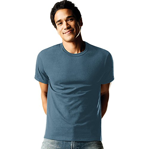 Hanes Men's Tagless Comfortsoft Crewneck T-shirt (Pack of 5) (X-Large, - Hanes Mall Sales
