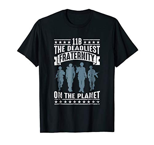 11 Bravo The Deadliest Fraternity T Shirt