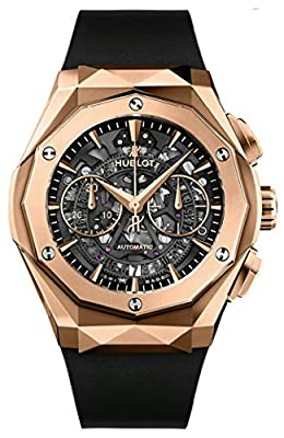 Hublot Orlinski Aerofusion Chronograph Limited Edition 18k Polished Rose Gold 525.OX.0180.RX.ORL18 by Hublot