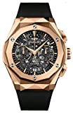 Watches : Hublot Orlinski Aerofusion Chronograph Limited Edition 18k Polished Rose Gold 525.OX.0180.RX.ORL18