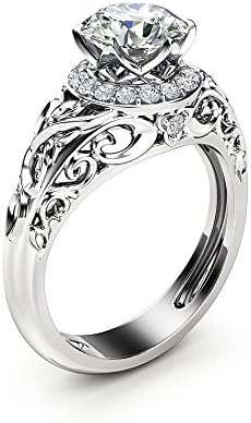2019 Pre Spring Release Shine Collection 18K Gold Overlay Sterling Silver Shining Wish Rings Women Fine Jewelry