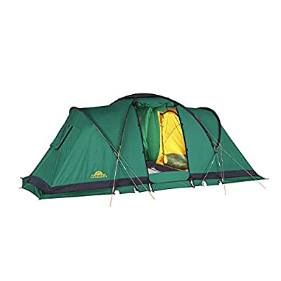 Image of Alexika Camping Tent 4 9165,4401 Indiana Green Tents