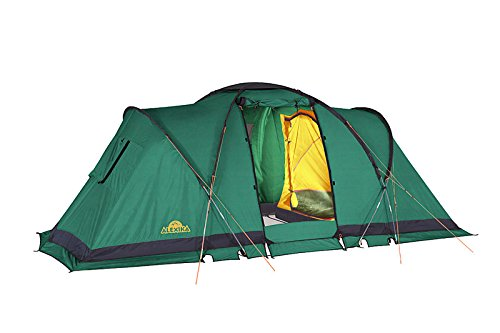 ALEXIKA Camping Tent 4 9165,4401 INDIANA Green