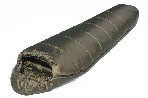 SnugPak Sleeper Xtreme Olive RH Zip, Outdoor Stuffs