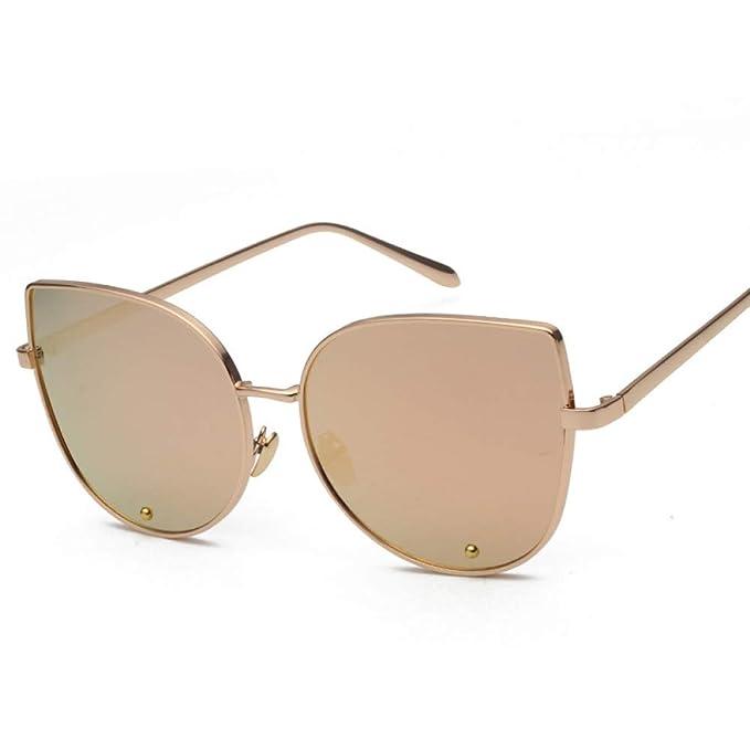 Yangjing-hl Gafas de Sol Tendencia Tendencia Gafas de Sol ...