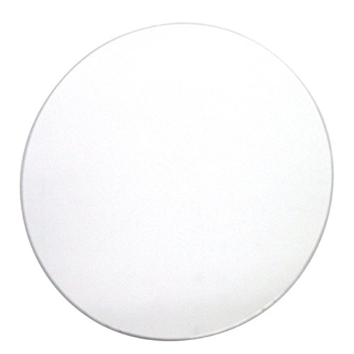 (RoomMates Dot/Circle Peel and Stick Mirror, Large)
